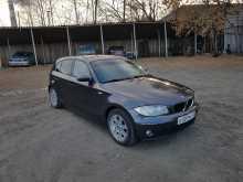 Курган BMW 1-Series 2006
