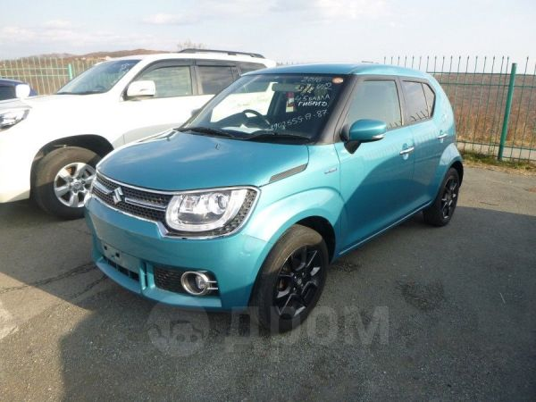 Suzuki Ignis, 2016 год, 720 000 руб.