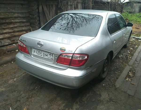 Nissan Maxima, 2002 год, 60 000 руб.