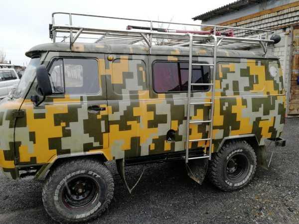 УАЗ Буханка, 1990 год, 450 000 руб.
