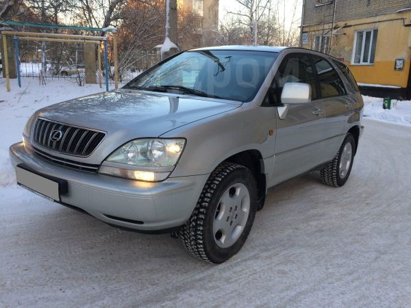 Lexus RX300, 2001 год, 690 000 руб.