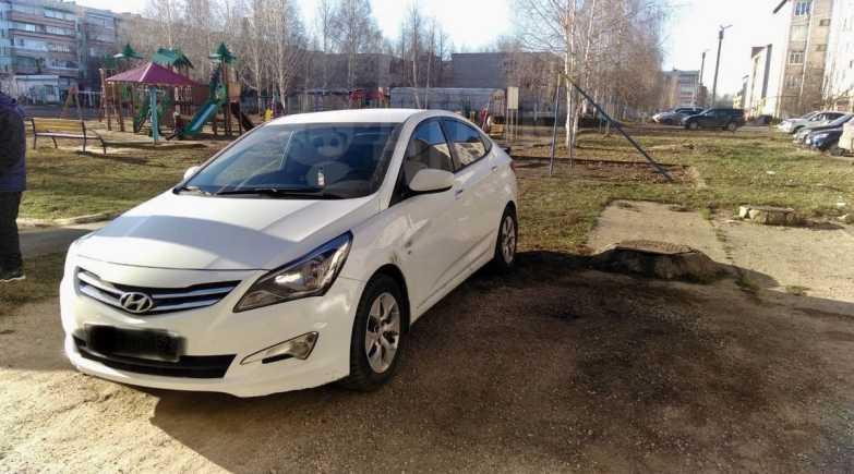 Hyundai Solaris, 2014 год, 615 000 руб.