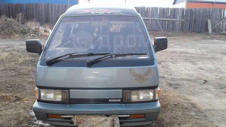 Nissan Vanette, 1989 год, 110 000 руб.