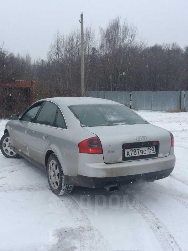 Audi A6, 2002 год, 250 000 руб.