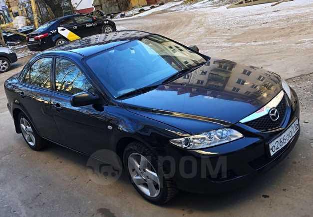 Mazda Mazda6, 2004 год, 239 000 руб.