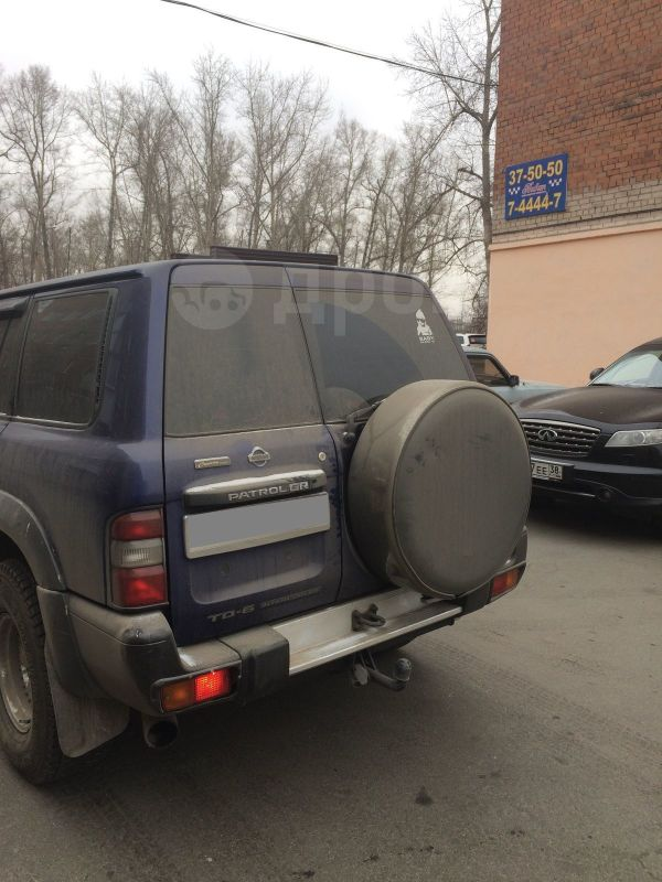 Nissan Patrol, 1999 год, 530 000 руб.