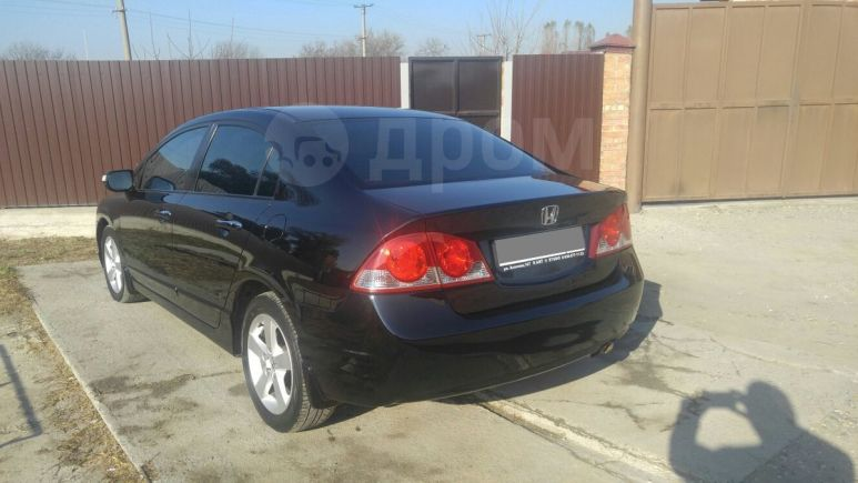 Honda Civic, 2008 год, 485 000 руб.