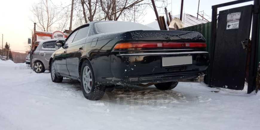 Toyota Mark II, 1993 год, 155 000 руб.