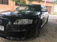 Грозный Audi RS6 2008