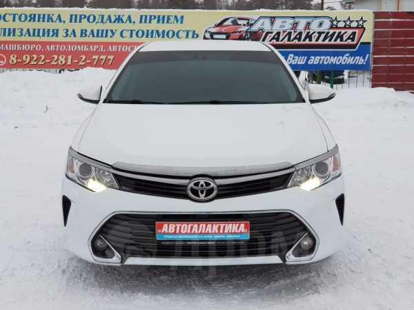 Toyota Camry, 2015 год, 1 125 000 руб.