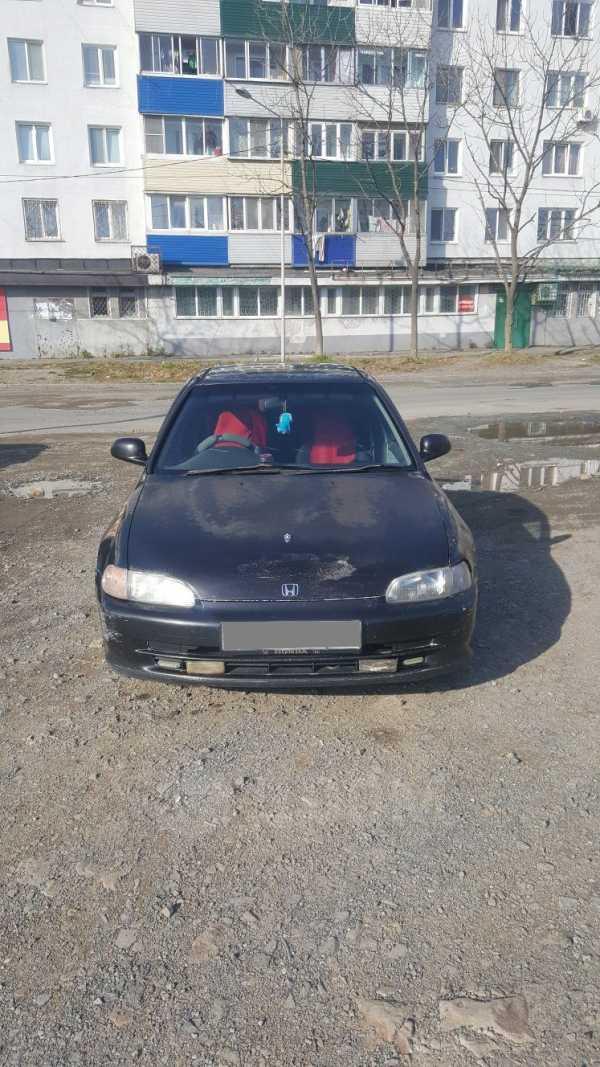 Honda Civic Ferio, 1992 год, 85 000 руб.