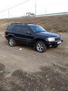 Jeep Grand Cherokee, 2001 г., Иркутск