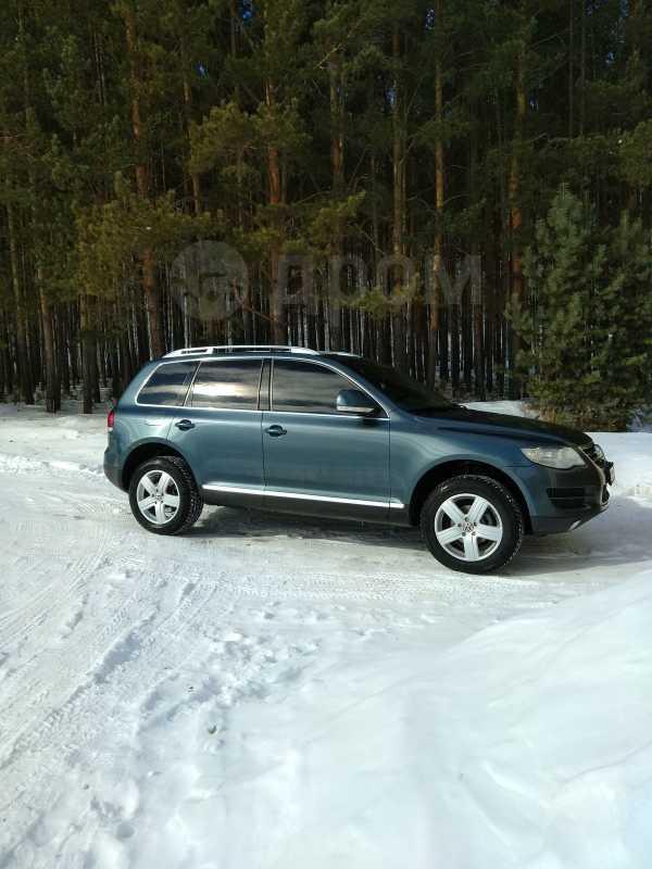 Volkswagen Touareg, 2008 год, 649 000 руб.