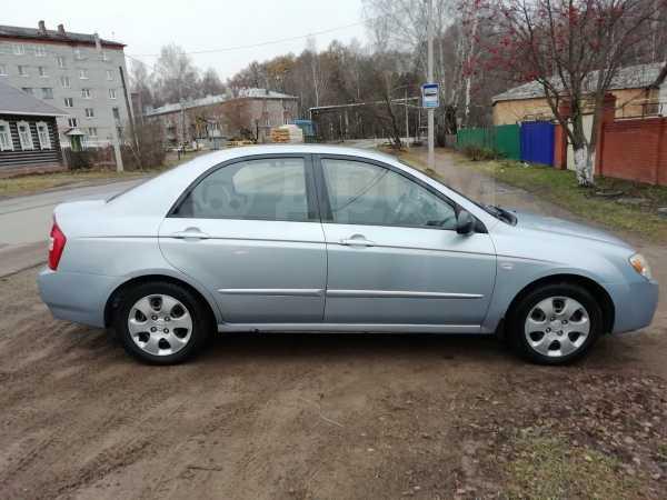 Kia Cerato, 2006 год, 219 000 руб.