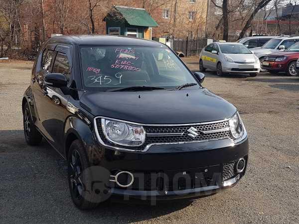 Suzuki Ignis, 2016 год, 685 000 руб.