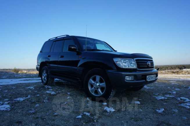 Toyota Land Cruiser, 2006 год, 1 580 000 руб.
