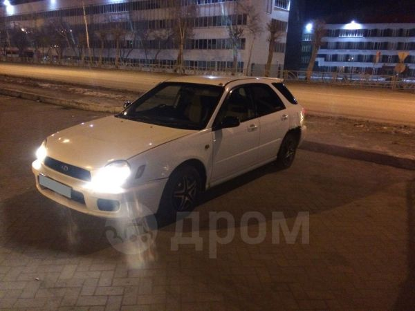 Subaru Impreza, 2001 год, 140 000 руб.