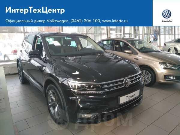 Volkswagen Tiguan, 2018 год, 2 357 900 руб.
