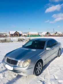Горно-Алтайск E-Class 2003