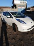 Nissan Leaf, 2012 год, 525 000 руб.