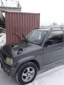 Братск Pajero Mini 2002