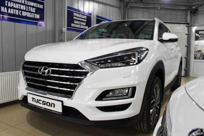 Hyundai Tucson, 2018 год, 1 863 900 руб.
