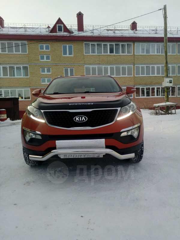 Kia Sportage, 2014 год, 980 000 руб.
