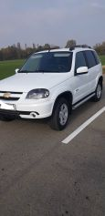 Chevrolet Niva, 2017 год, 630 000 руб.