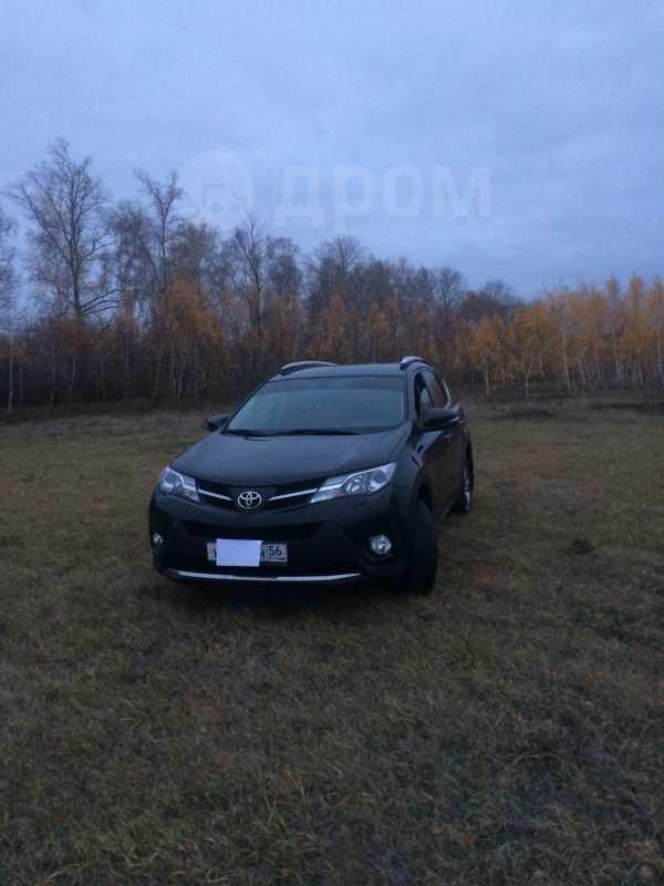 Toyota RAV4, 2015 год, 1 325 000 руб.
