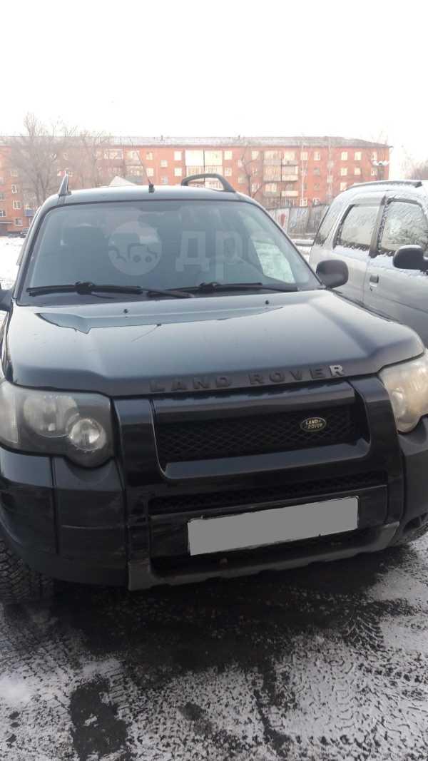 Land Rover Freelander, 2004 год, 450 000 руб.