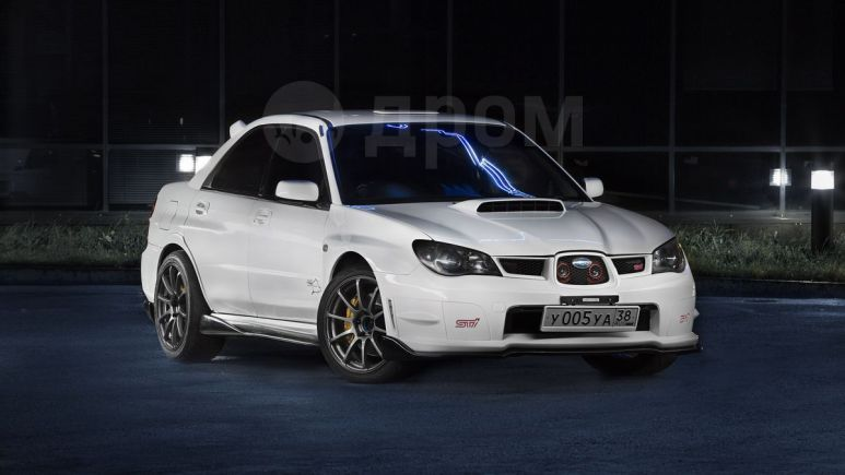 Subaru Impreza WRX STI, 2006 год, 1 000 000 руб.