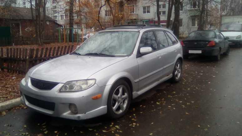 Mazda Protege5, 2001 год, 198 000 руб.