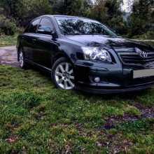 Иркутск Avensis 2008