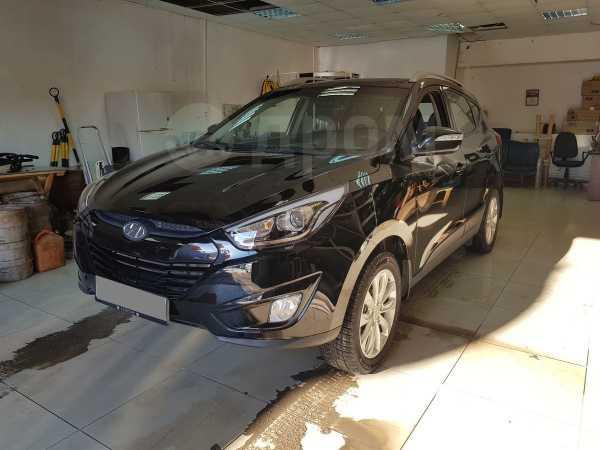 Hyundai Tucson, 2013 год, 740 000 руб.