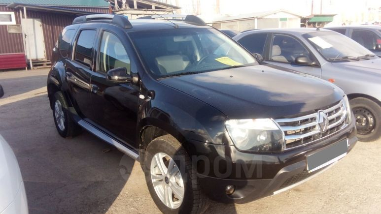 Renault Duster, 2012 год, 593 000 руб.