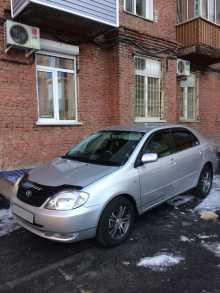 Рубцовск Corolla 2001