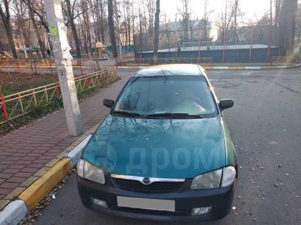 Mazda Mazda3, 1999 год, 58 000 руб.