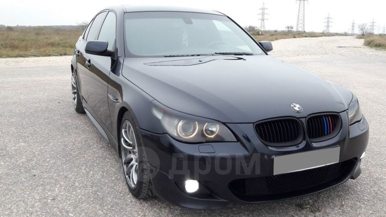 BMW 5-Series, 2005 год, 550 000 руб.