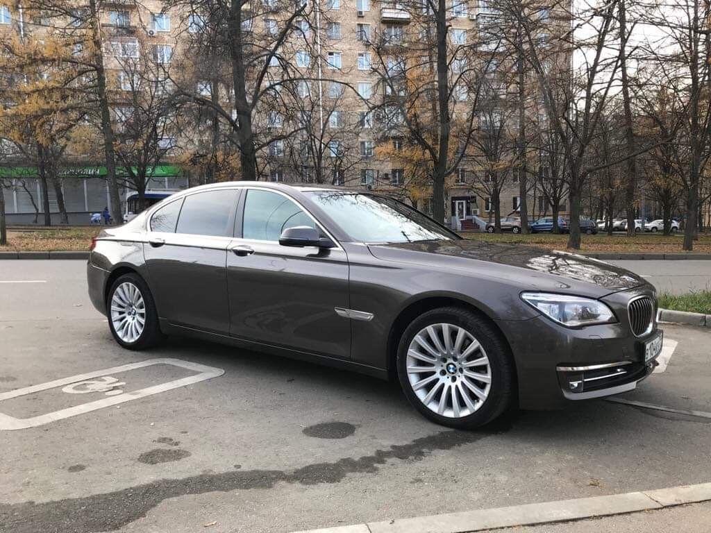 Bmw 7 Series 2013 в москве продается Bmw 730d Xdrive 3 литра