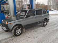 Новосибирск 4x4 2131 Нива 2014