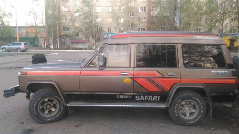 Nissan Safari, 1983 год, 500 000 руб.