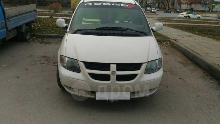 Dodge Caravan, 2002 год, 325 000 руб.