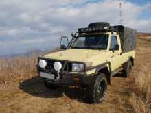 Владивосток Land Cruiser 2013