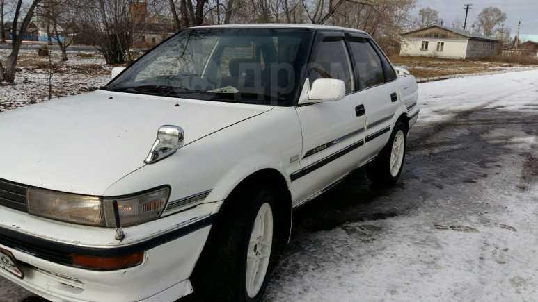 Toyota Sprinter, 1989 год, 110 000 руб.