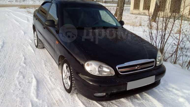 Chevrolet Lanos, 2006 год, 110 000 руб.