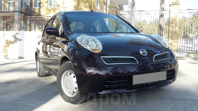Nissan March, 2010 год, 325 000 руб.