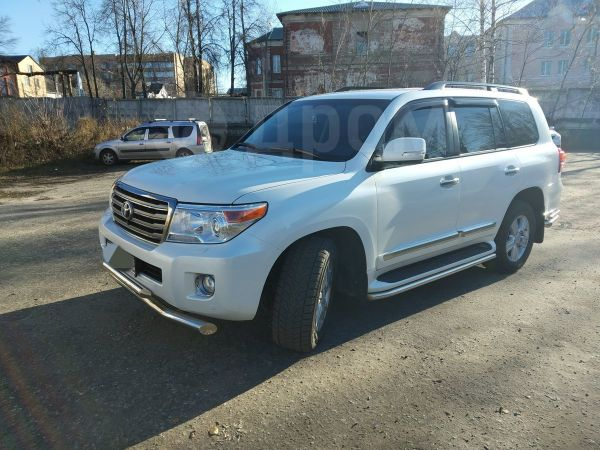 Toyota Land Cruiser, 2014 год, 3 400 000 руб.