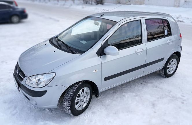 Hyundai Click, 2009 год, 400 000 руб.
