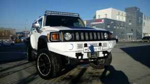 Южно-Сахалинск Hummer H3 2007