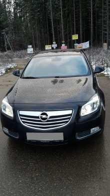 Сыктывкар Opel Insignia 2011